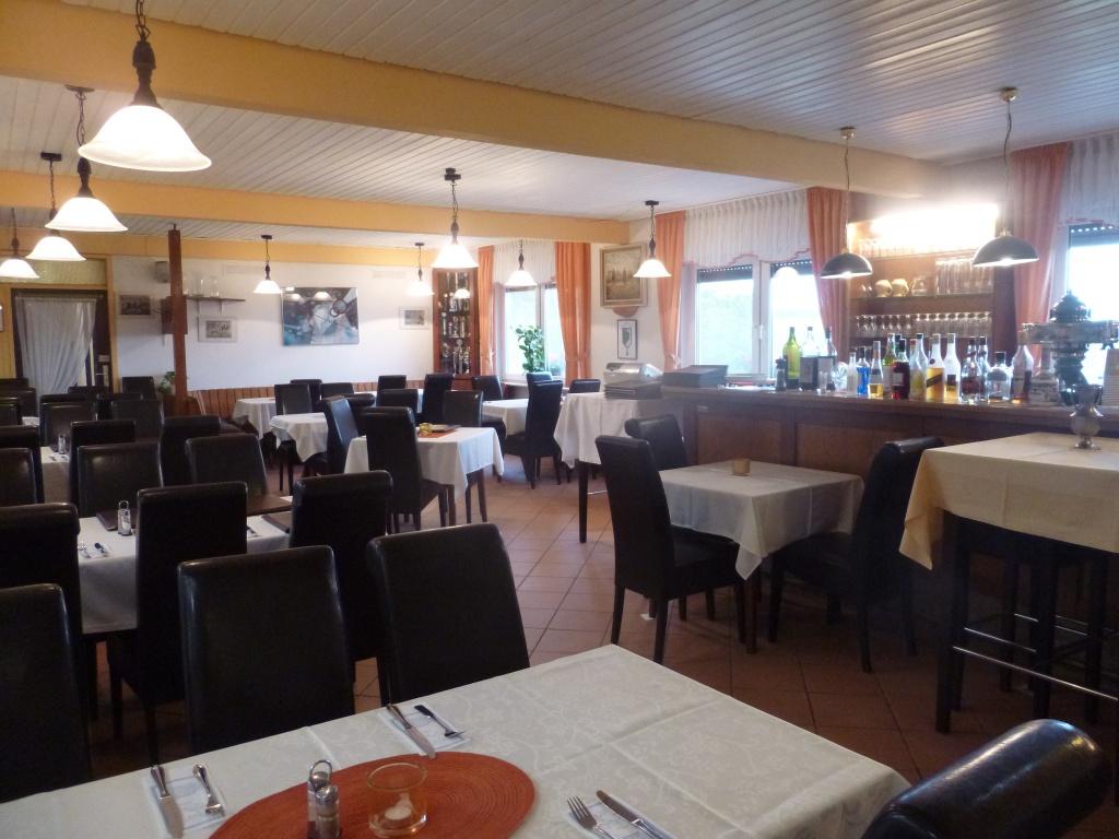 Griechisches Restaurant Pegasus beim RZV Koblenz -Metternich