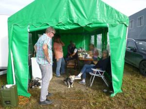 RZV Fußgönnheim Das grüne Zelt