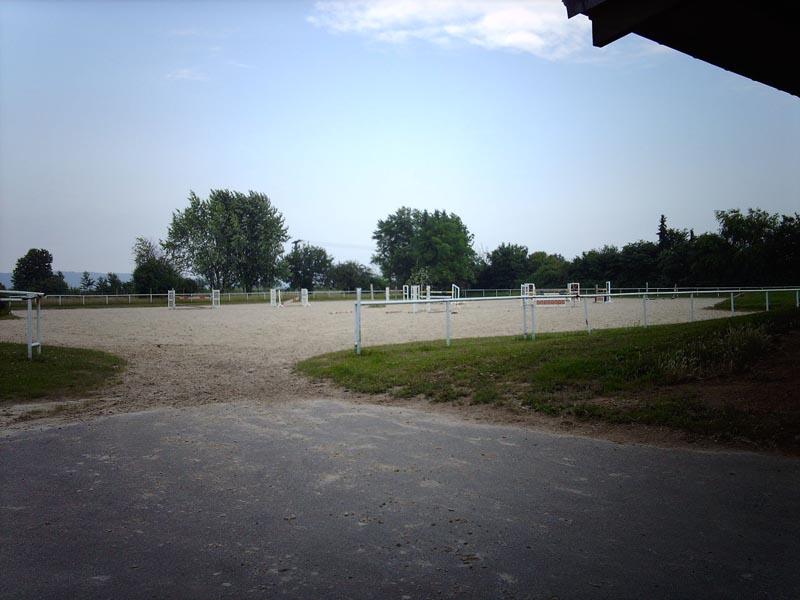 Großer Springplatz Eingang