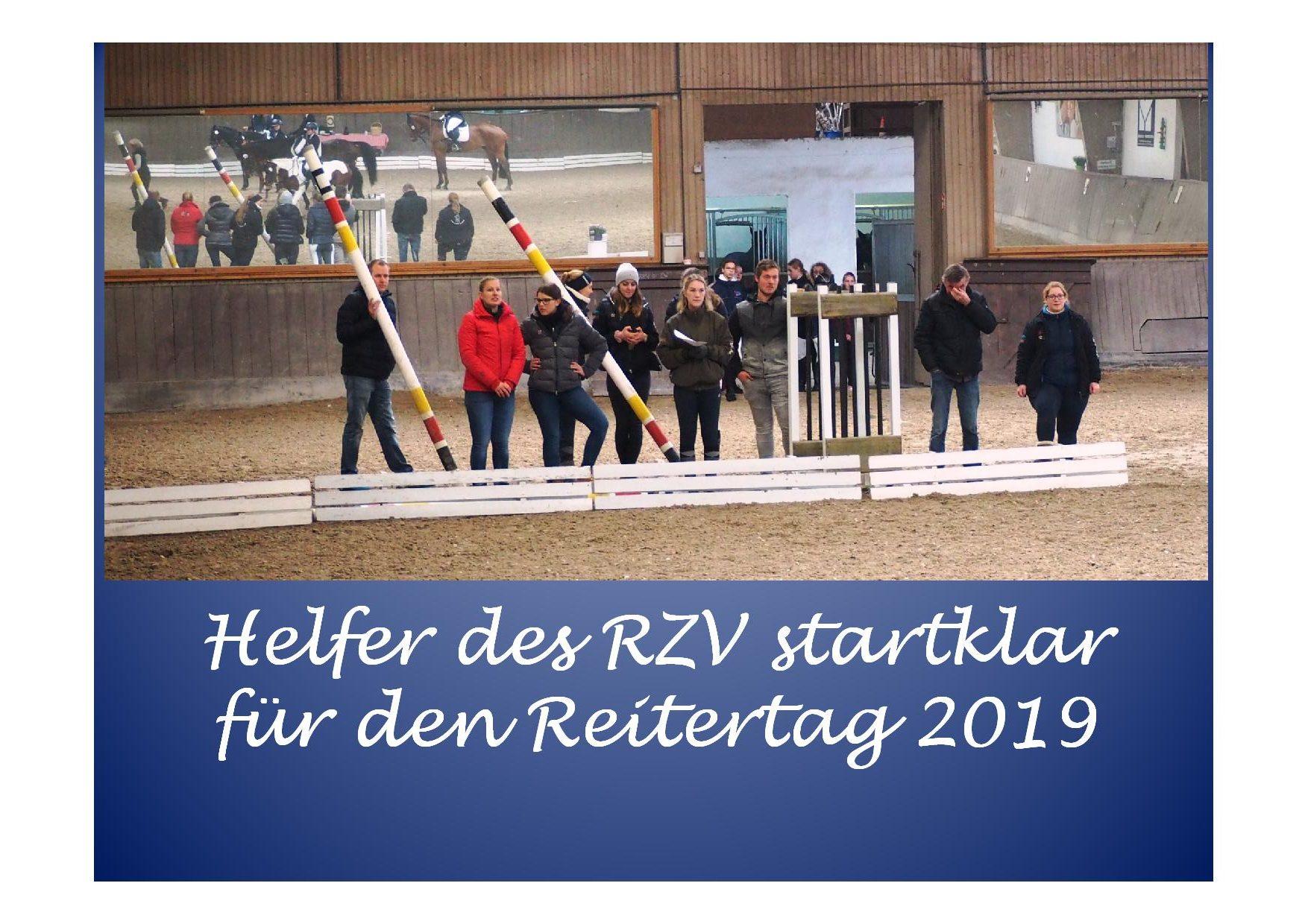 5. Reitertag beim RZV Koblenz-Metternich